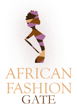 logo african fashion gate trasparente