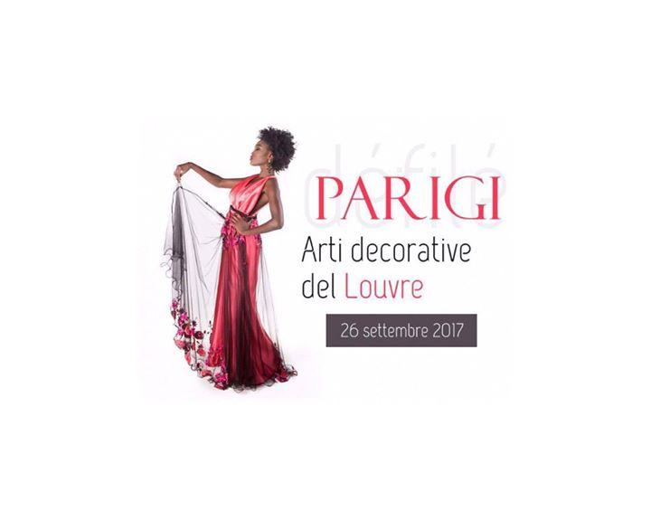 PARIGI, 26 settembre 2017 Musée de Louvre – Musée des Arts Decoratifs #africanfashiongate #lamodavestelapace