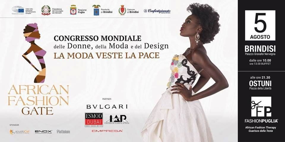 Tratto dal sito ufficiale di 'FashionPuglia' | agosto 2017 Guarisco dalla testa. Così African…